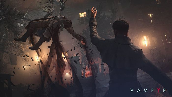 Vampyr screenshot 6