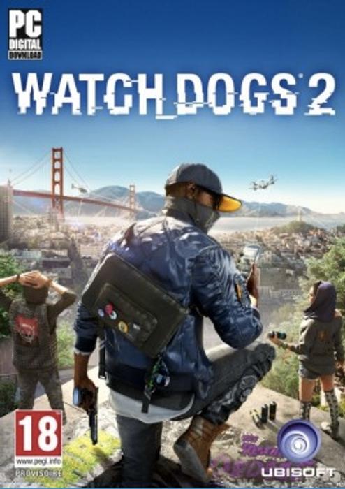 Watch Dogs 2 hoesje
