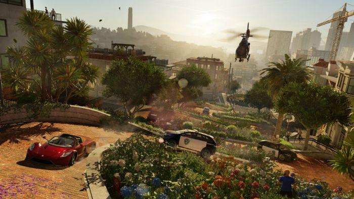 Watch Dogs 2 screenshot 0