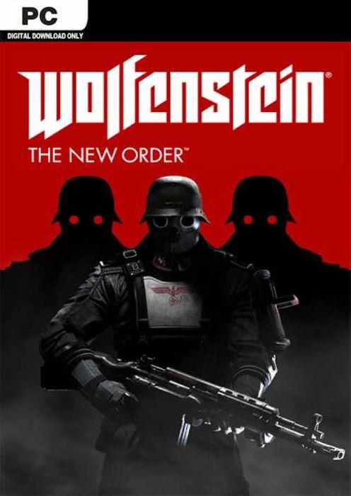 Wolfenstein The New Order hoesje