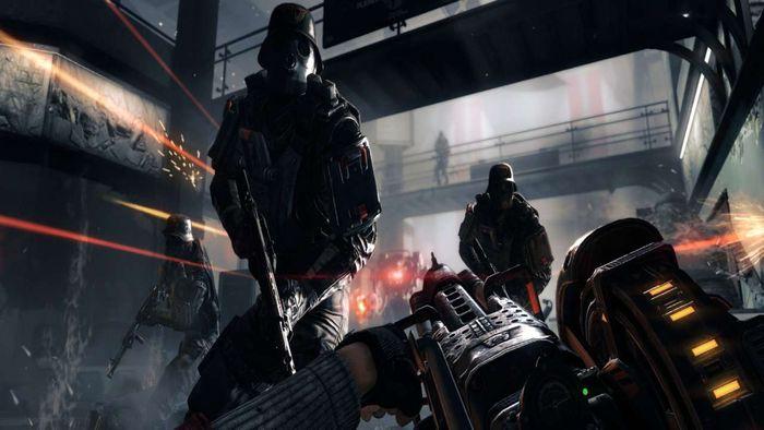 Wolfenstein The New Order screenshot 1