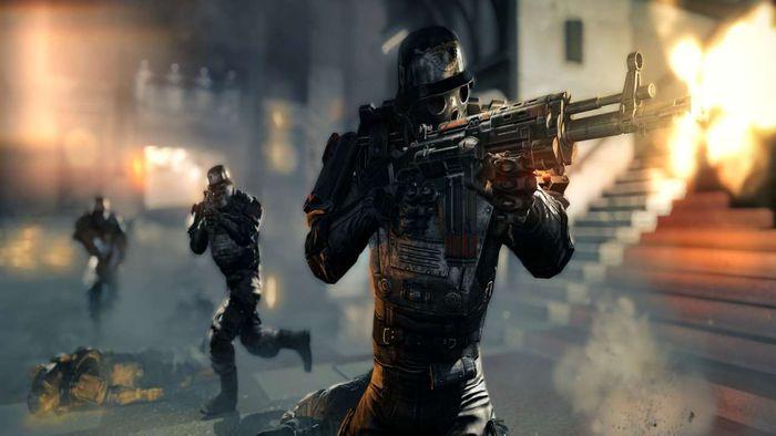 Wolfenstein The New Order screenshot 3
