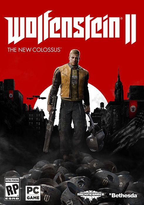 Wolfenstein II: The New Colossus hoesje
