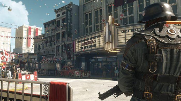 Wolfenstein II: The New Colossus screenshot 0