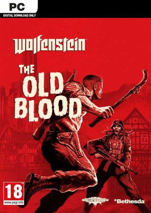 Wolfenstein The Old Blood hoesje