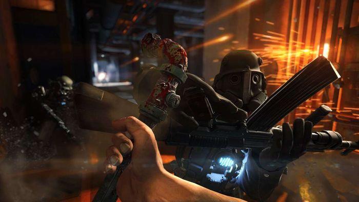 Wolfenstein The Old Blood screenshot 0