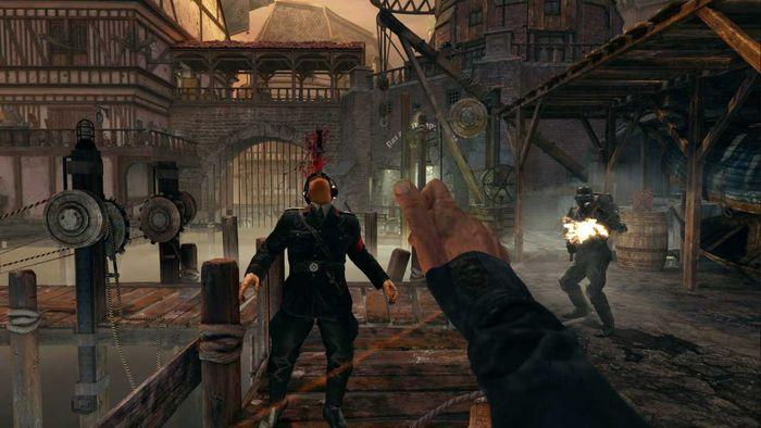 Wolfenstein The Old Blood screenshot 1