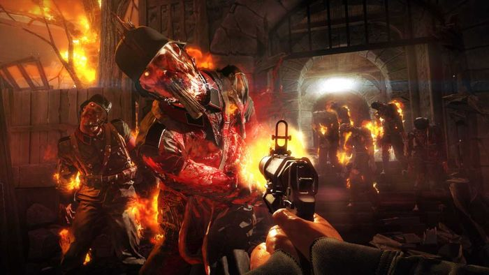 Wolfenstein The Old Blood screenshot 2