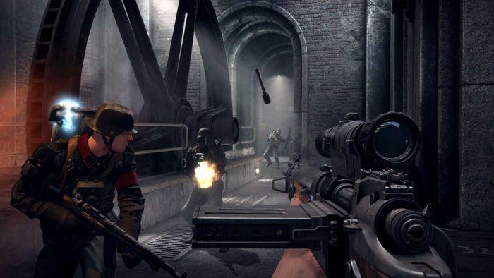 Wolfenstein The Old Blood screenshot 3