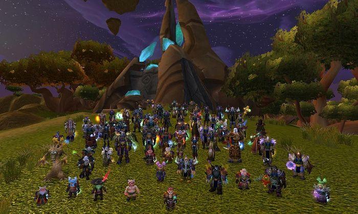 World of Warcraft: 60 Days Card screenshot 1