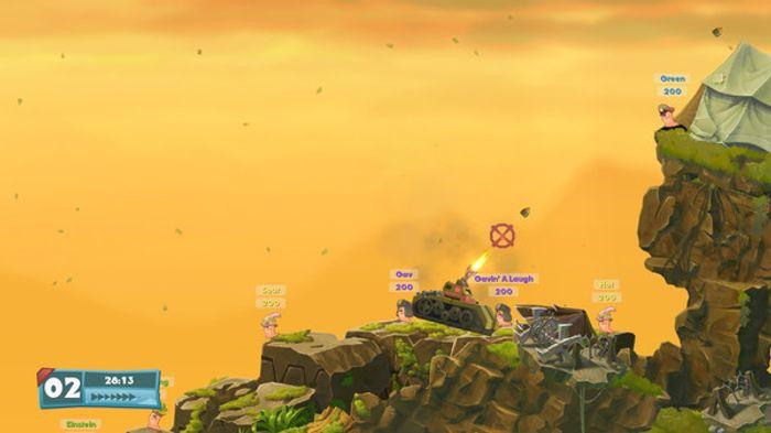 Worms: Weapons of Mass Destruction screenshot 5