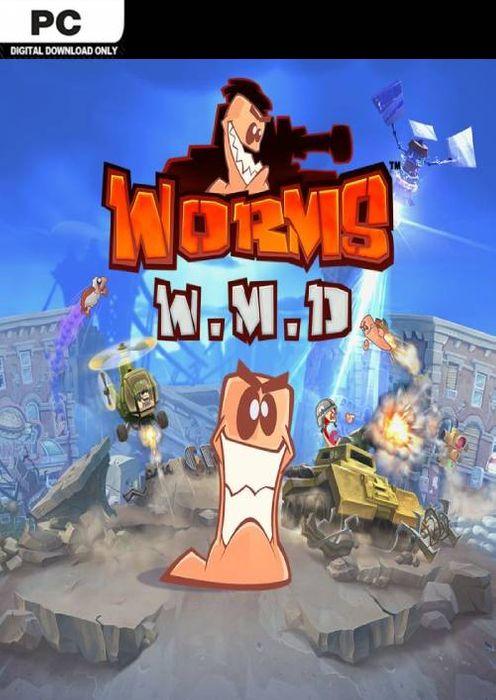 Worms: Weapons of Mass Destruction hoesje