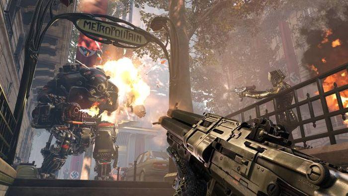 Wolfenstein: Youngblood screenshot 3