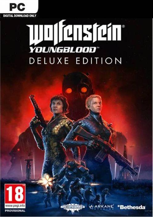 Wolfenstein: Youngblood hoesje