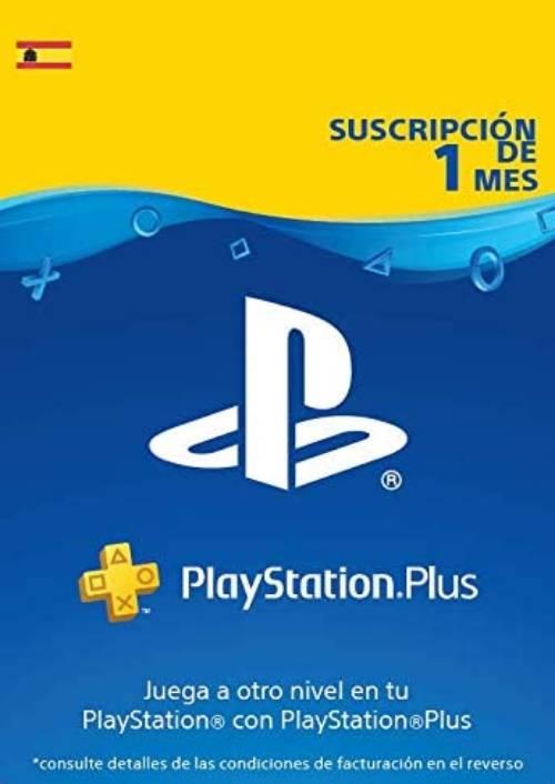 Playstation Plus - 1 Month Subscription (Spain) key