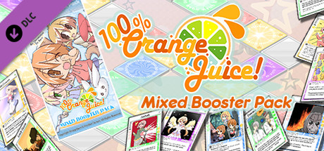 100% Orange Juice  Mixed Booster Pack