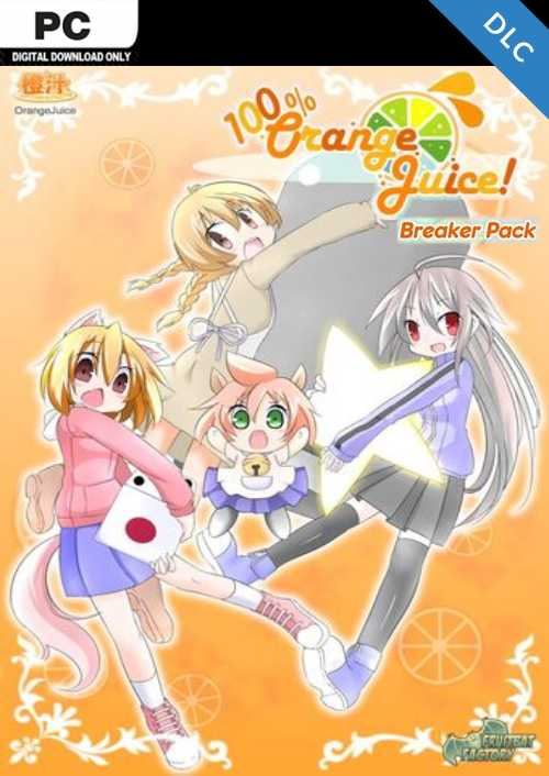 100% Orange Juice - Breaker Pack PC - DLC key