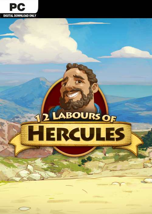 12 Labours of Hercules PC key