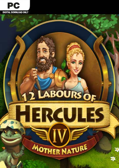 12 Labours of Hercules IV Mother Nature (Platinum Edition) PC key