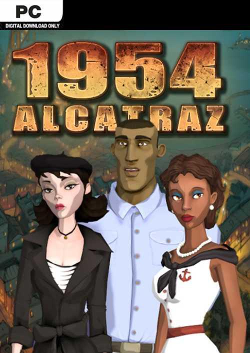 1954 Alcatraz PC key