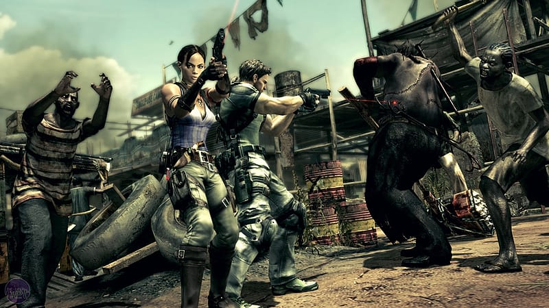 Resident Evil 5 Gold Edition PC cheap key to download