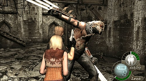 Resident Evil 4 HD PC cheap key to download