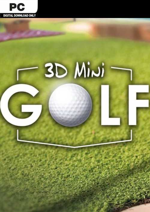 3D MiniGolf PC key