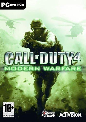 Call of Duty 4 (COD): Modern Warfare PC cheap key to download