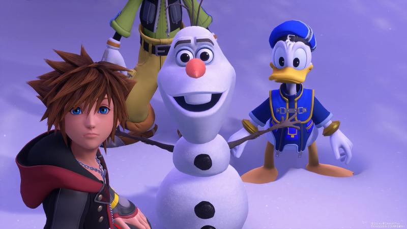 Kingdom Hearts III 3 Xbox One cheap key to download