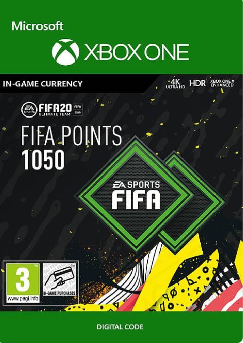 FIFA 20 - 1050 FUT Points Xbox One (WW) key