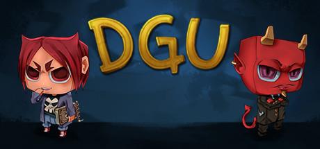 DGU Death God University PC key