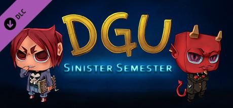 DGU Sinister Semester PC key