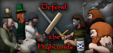 Defend The Highlands PC key