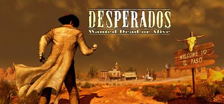 Desperados Wanted Dead or Alive PC key