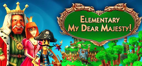 Elementary My Dear Majesty! PC key
