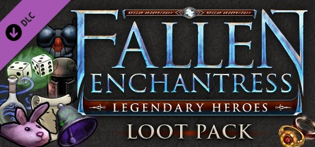 Fallen Enchantress Legendary Heroes  Loot Pack DLC PC key