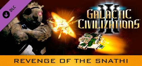 Galactic Civilizations III  Revenge of the Snathi DLC PC key