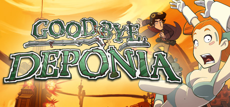 Goodbye Deponia PC key
