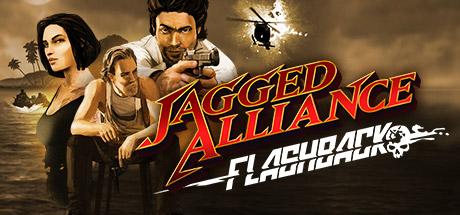 Jagged Alliance Flashback PC key