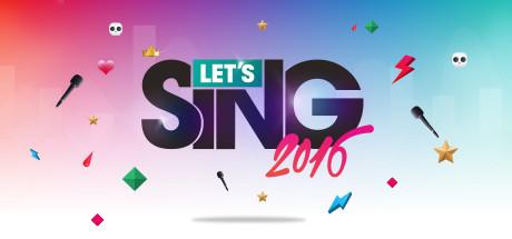 Let's Sing 2016 PC key