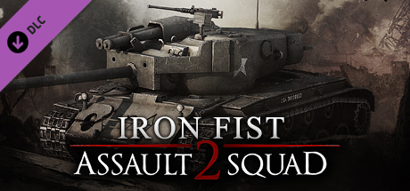 Men of War Assault Squad 2  Iron Fist PC key