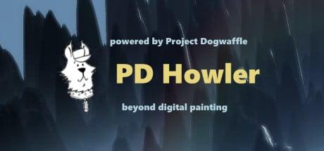 PD Howler 9.6 Digital Painter and Visual FX box PC key