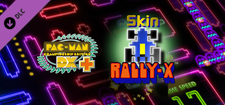 PacMan Championship Edition DX+ RallyX Skin PC key