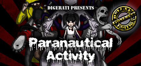 Paranautical Activity Deluxe Atonement Edition PC key