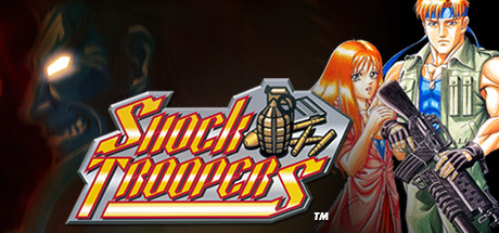 SHOCK TROOPERS PC key