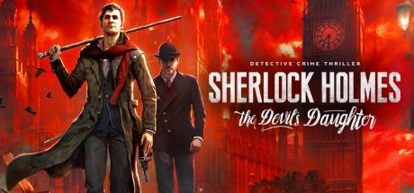 Sherlock Holmes The Devil's Daughter PC key