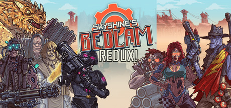 Skyshine's BEDLAM PC key