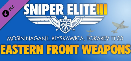 Sniper Elite 3  Eastern Front Weapons Pack PC key