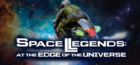 Space Legends At the Edge of the Universe PC key