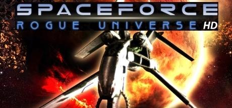 Spaceforce Rogue Universe HD PC key